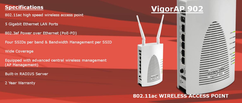VigorAP 902