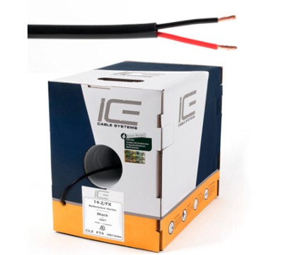 Speaker Cable 14-2fxblack