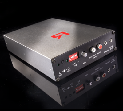 RA2™ Intelligent Multiducer™ Amplifier